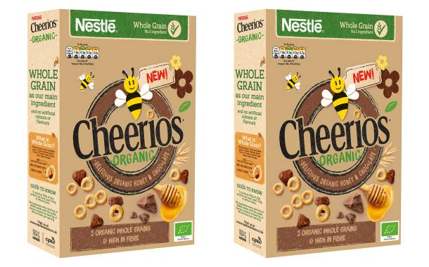 Cereal Partners UK to launch Organic Honey Cheerios