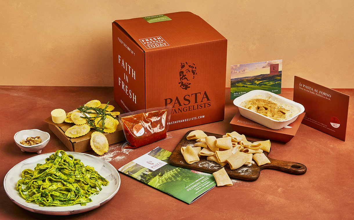 Pasta Evangelists Box