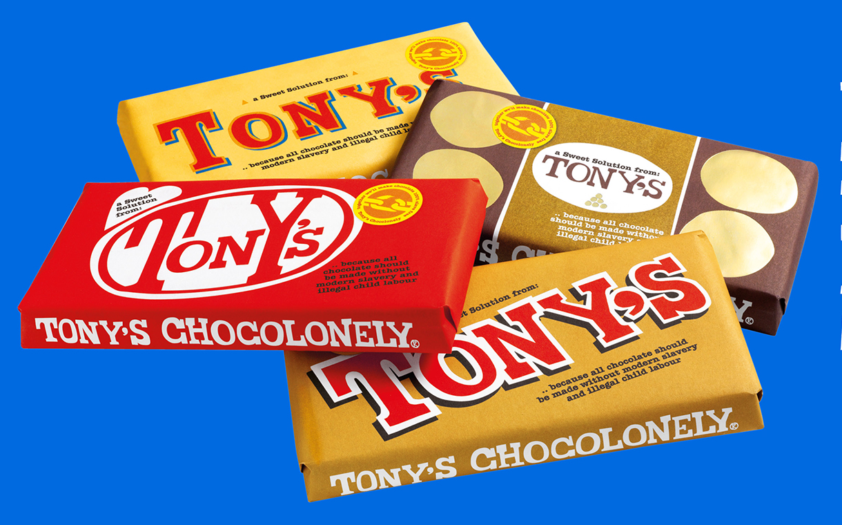 Tony's Chocolonely 'look-alike' bars create stir within chocolate industry