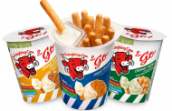 The Laughing Cow introduces two snacking innovations