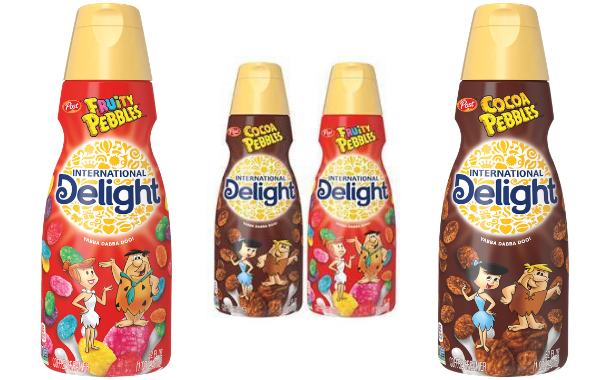 International Delight launches Pebbles coffee creamers
