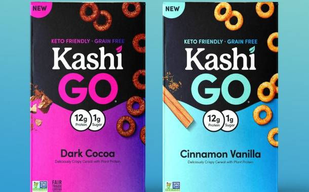 Kellogg's Kashi brand debuts keto-friendly cereal