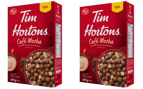 Post Foods Canada unveils café mocha-flavoured cereal