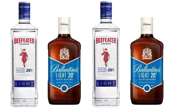 Pernod Ricard adds 20% ABV spirit drinks to Ballantine's and Beefeater ranges