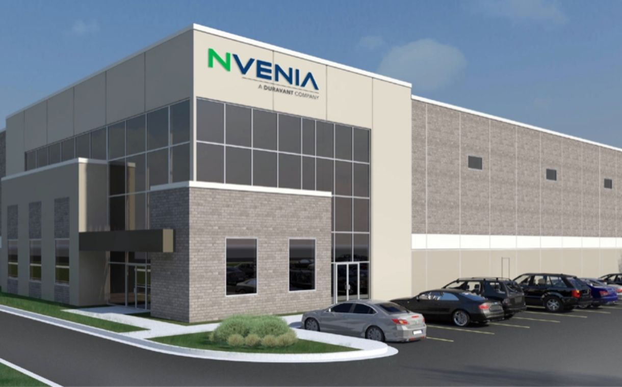 Duravant launches new operating company nVenia