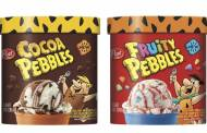 Post Consumer Brands unveils Pebbles light ice creams