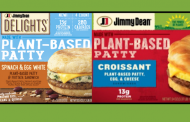 Jimmy Dean launches plant-based patty breakfast sandwiches