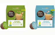 Nescafé Dolce Gusto launches plant-based coffee pods