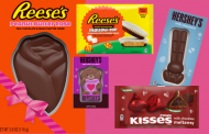 Hershey adds new treats for Valentine's day and Easter