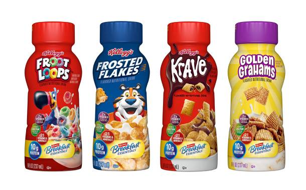 Nestlé Health Science turns iconic cereals into nutritional beverages