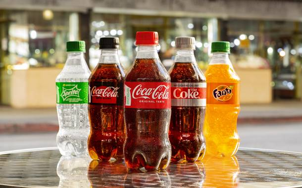 Coca-Cola's transition to 100% rPET bottles extends to US market