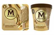Unilever launches Magnum Double Gold Caramel Billionaire in UK