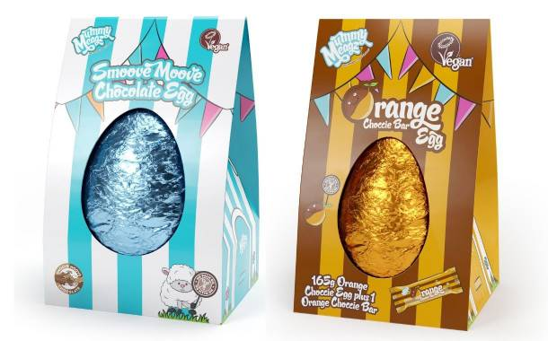 Mummy Meagz rolls out vegan chocolate Easter range in UK