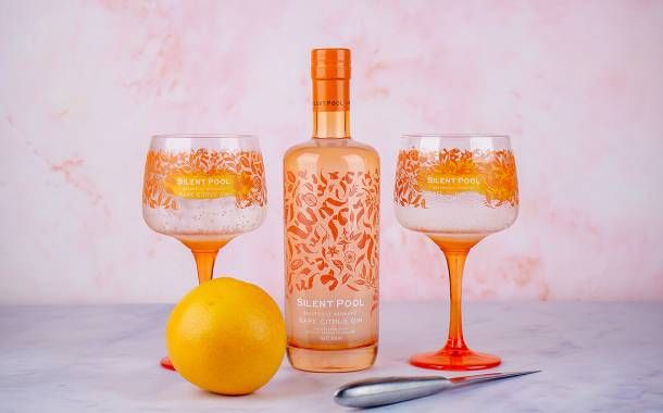 Silent Pool launches Rare Citrus Gin in UK