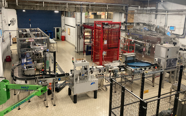 Fourpure completes £2.5m expansion with new kegging and canning lines