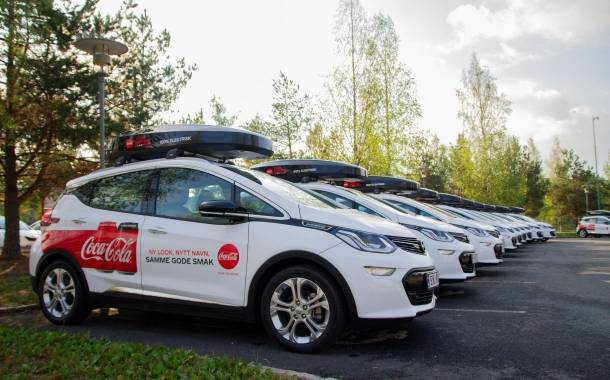 CCEP joins EV100 initiative promoting shift to electric vehicles