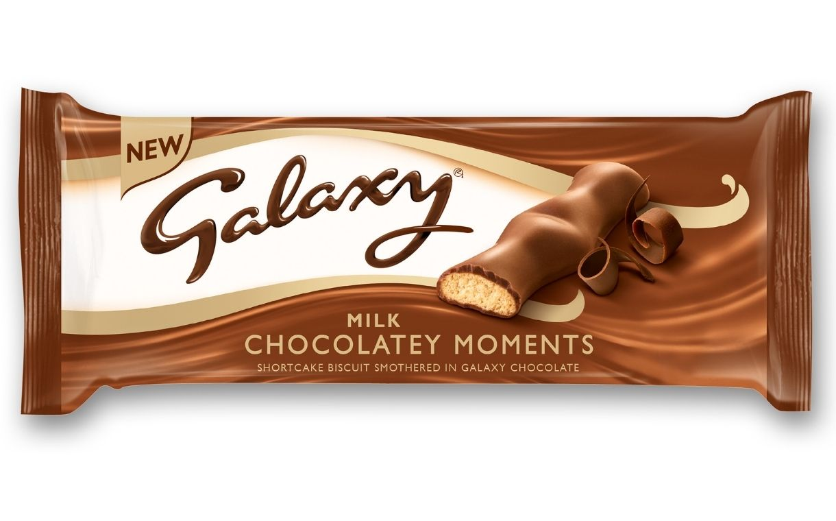 Mars to debut Galaxy Chocolatey Moments