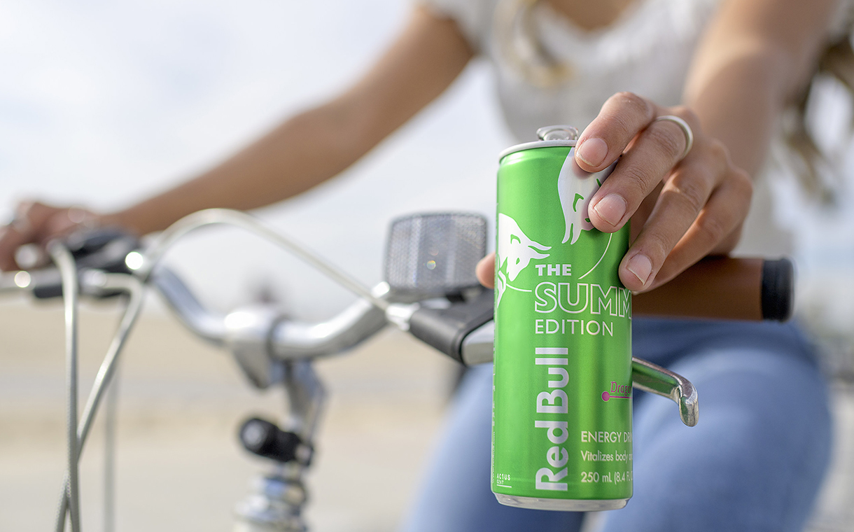 Red Bull debuts new limited edition dragon fruit energy drink