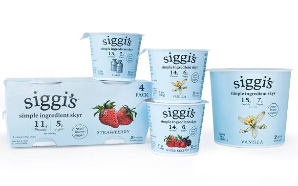 Siggi's releases low sugar yogurts and probiotic coconut drinks