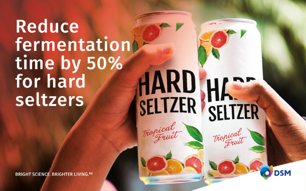 DSM: Profit more from your hard seltzer production