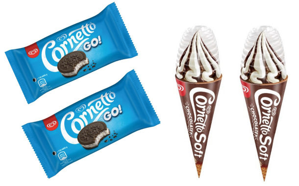 Unilever launches ice cream innovations in the UK