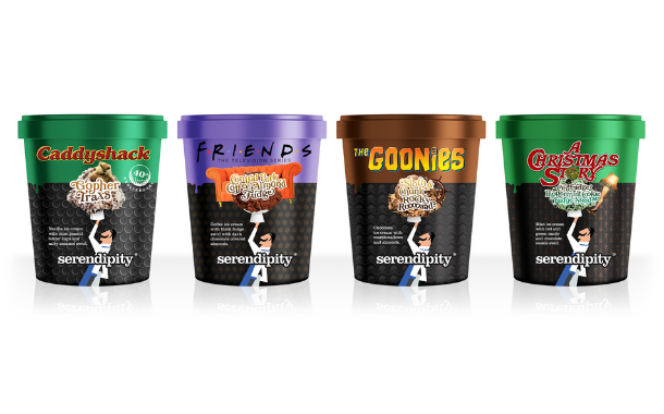 Serendipity Brands releases Friends inspired pint