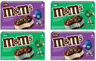 Mars Wrigley unveils new M&M's Ice Cream Cookie Sandwich flavours