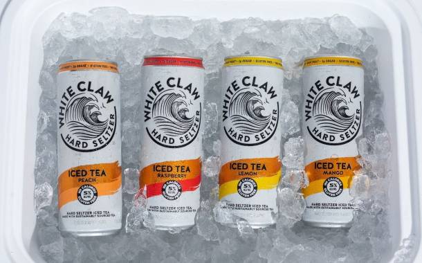 Mark Anthony Brewing unveils White Claw Hard Seltzer Iced Tea