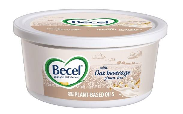 Upfield launches Becel with Oat Beverage