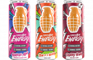 Grenade adds new flavours to its Grenade Energy line