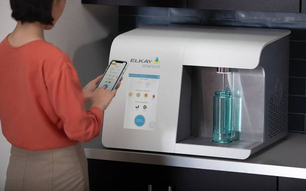 Elkay releases touchless counter-top water dispenser