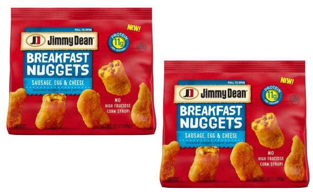 Jimmy Dean launches breakfast nuggets in US