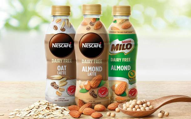 Nestlé to release plant-based Milo drink in Asia