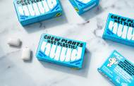 New biodegradable chewing gum Nuud launches into UK retail