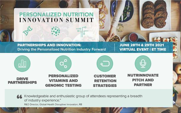 Personalized Nutrition Innovation Summit: The perfect forum for start-ups