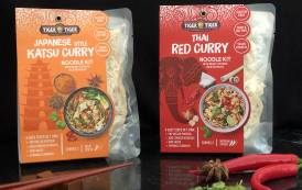 Tiger Tiger launches free-from noodle kits in UK
