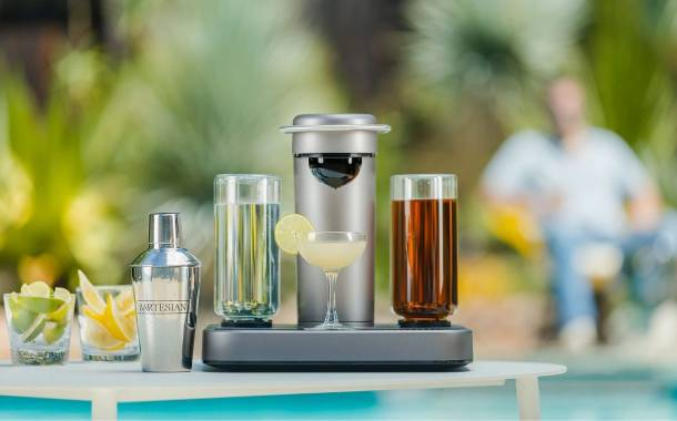 Cocktail machine creator Bartesian secures $20m in funding