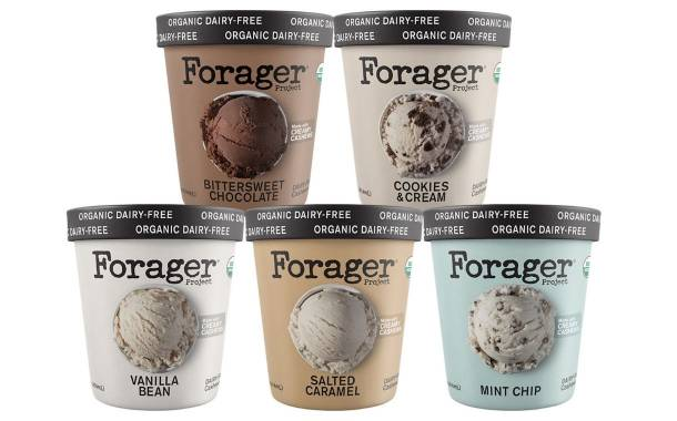 Forager Project unveils dairy-free ice cream line