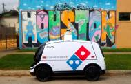 Domino's and Nuro launch robotic pizza delivery service