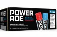 Coca-Cola partners with Jel Sert to launch Powerade Sports Freezer Bars