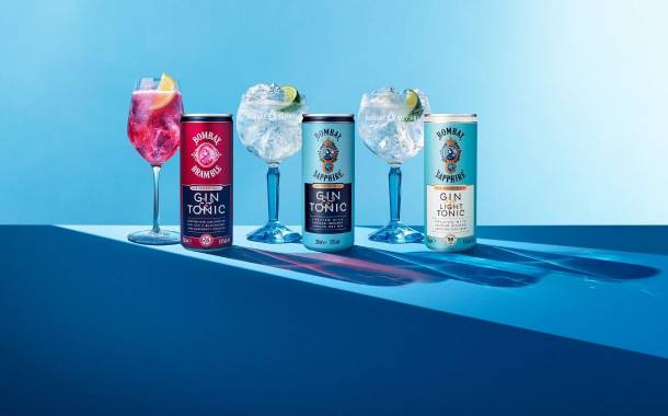 Bacardi unveils new RTD Bombay Sapphire products