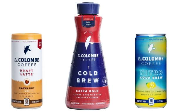 La Colombe unveils three new cold brew offerings
