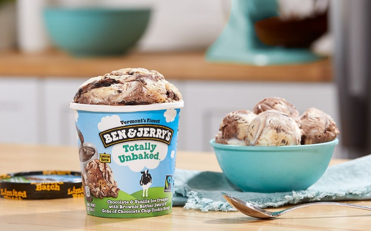 Ben & Jerry's unveils limited-edition Totally Unbaked ice cream