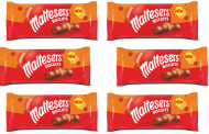 Mars launches Orange Maltesers Biscuits