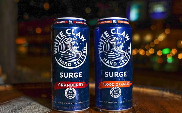 White Claw launches hard seltzer with higher ABV