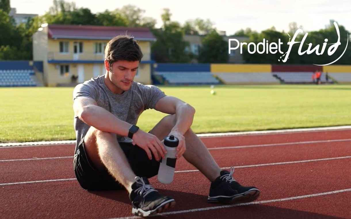 Ingredia's Prodiet Fluid promotes muscle recovery after exercise
