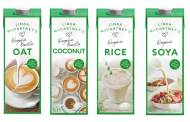 Linda McCartney's makes category debut with milk alternatives