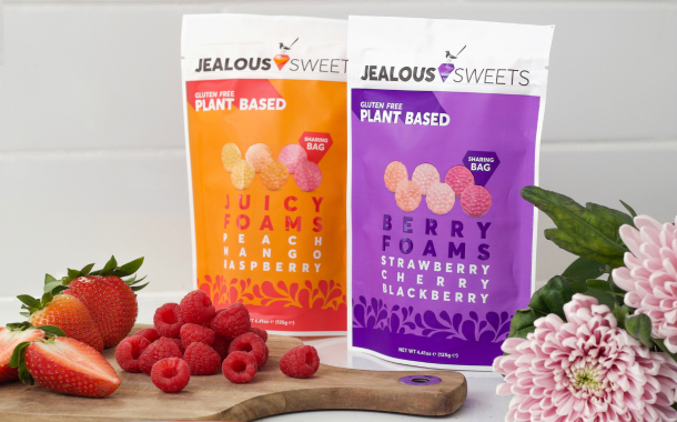 Jealous Sweets launches new Foams format