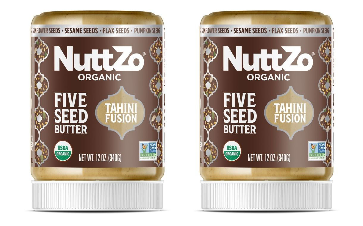 NuttZo debuts new tahini-style five-seed butter