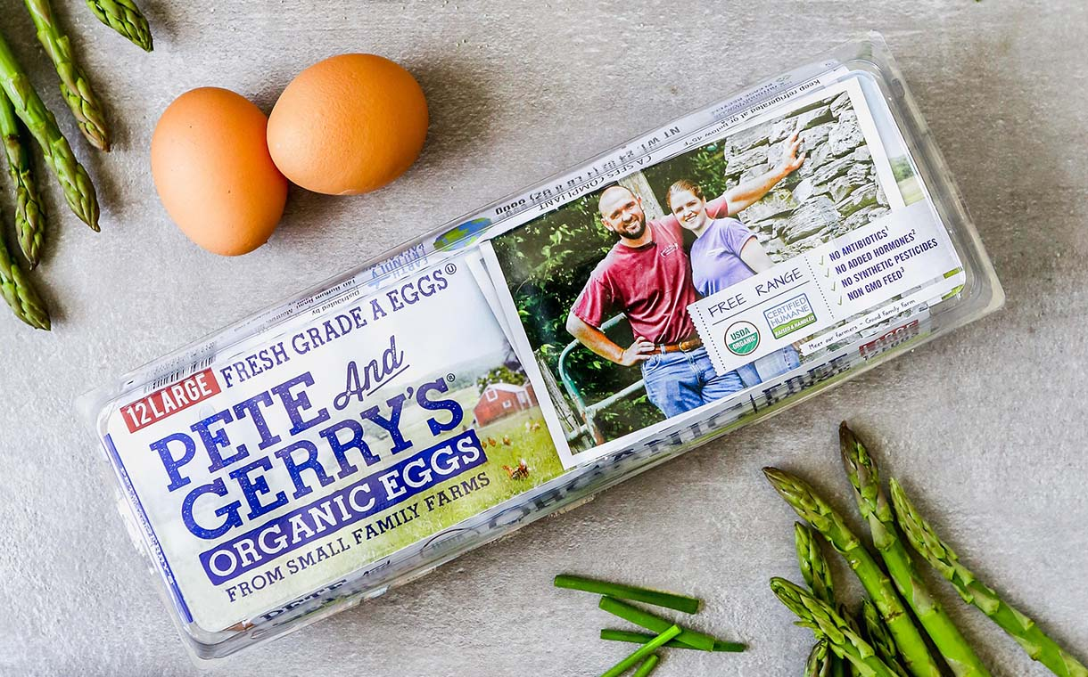 Private equity firm Butterfly buys American organic egg company